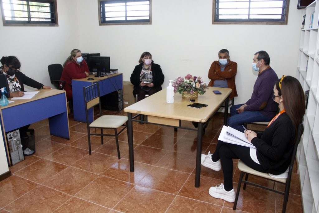 Agrupación de Juntas de Vecinos de San Pedro de Quillota realizarán plan de trabajo para priorizar proyectos