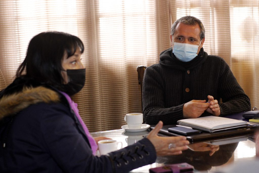Diputada Marzán respaldó proyecto de Centro Integral del Adulto Mayor en Hospital San Martín de Quillota